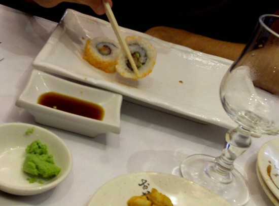xake kaitensushi buffet
