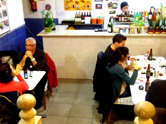 Maru sushi Madrid