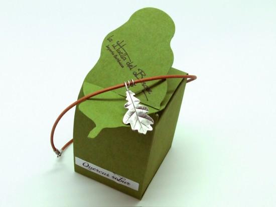 Caja - La huella del bosque