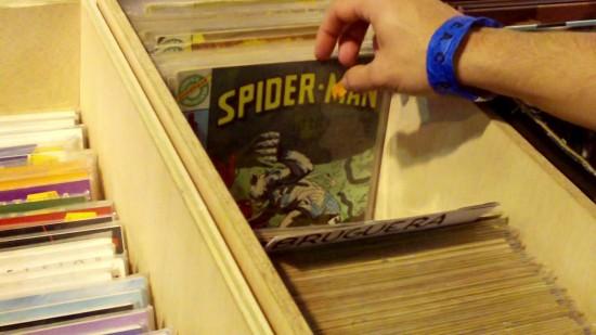 Buscando cómics