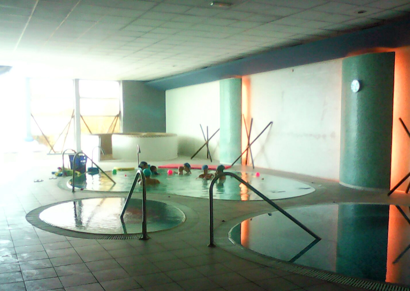 Matronatación. Las mejores piscinas de matronatación en Madrid