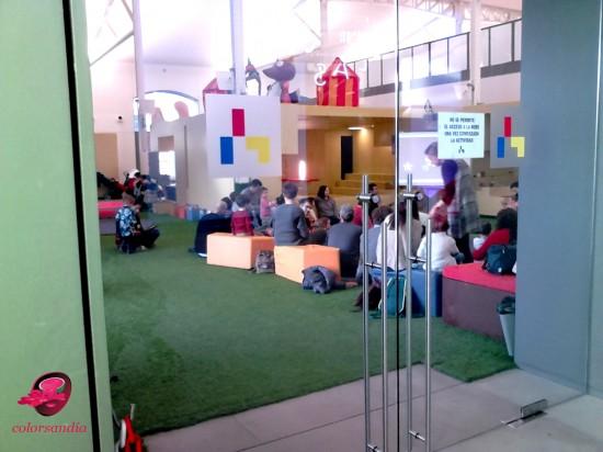 talleres para niños en Matadero