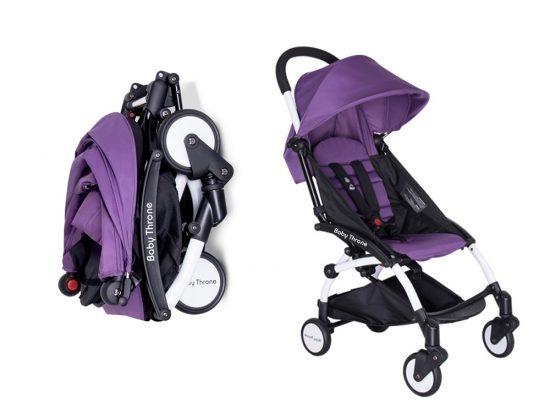 sillas de bebé para avión compactas. baby throne
