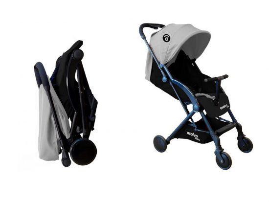 sillas de bebe para avión compactas. cabin