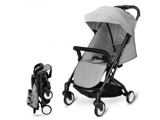 sillas de bebé para avión compactas. baby throne 2017
