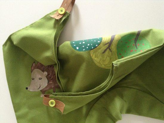 Pantalón de arrastre para bebé