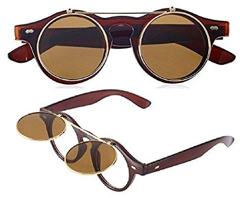 gafas steampunk para padres hipsters