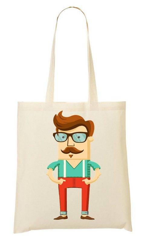 bolsa para padres hipsters