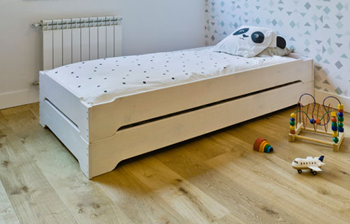 cama montessori apilable
