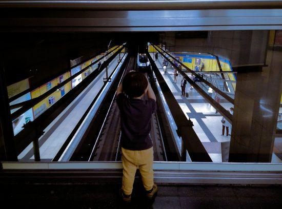 Fans del metro: estación de Canal