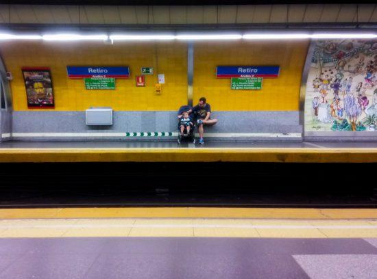 Fans del metro: nuestras primeras veces