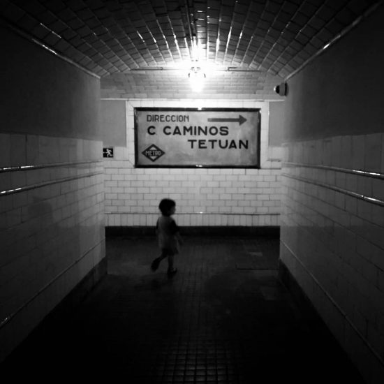 Fans del metro: estación de Chamberí