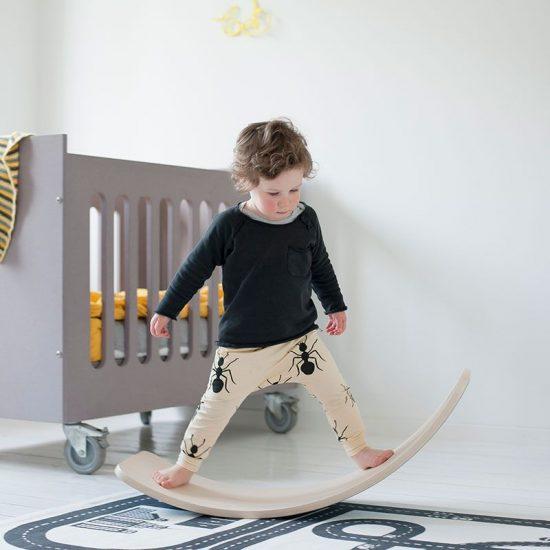 mejores juguetes para niños de 3 años. Tabla curva