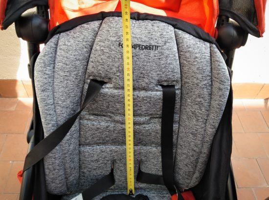 Sillas de bebé ultracompactas. Analizamos la Foppapedretti Boarding. Un 10 en calidad-precio