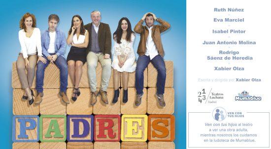 Padres, al teatro con tus hijos