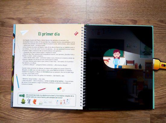 El mejor libro para iniciar el proceso de adaptación al colegio