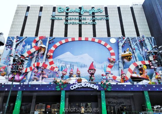Planes con niños en Navidad en Madrid 2019. Programación de Navidad 2019