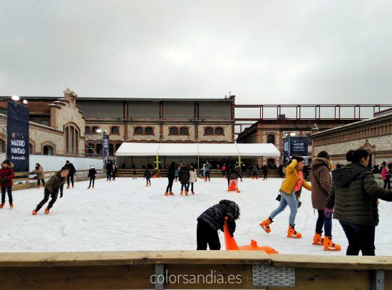 Planes con niños navidad madrid 2019