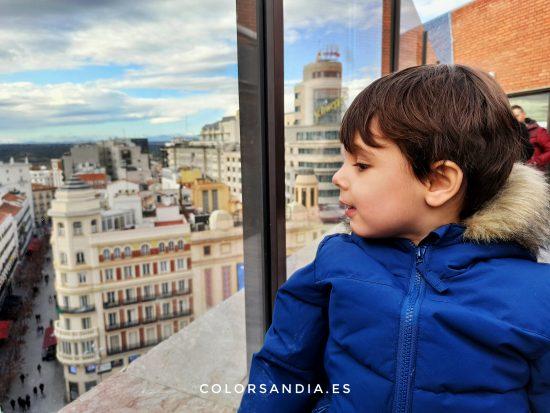 Excursión por las mejores vistas de Madrid