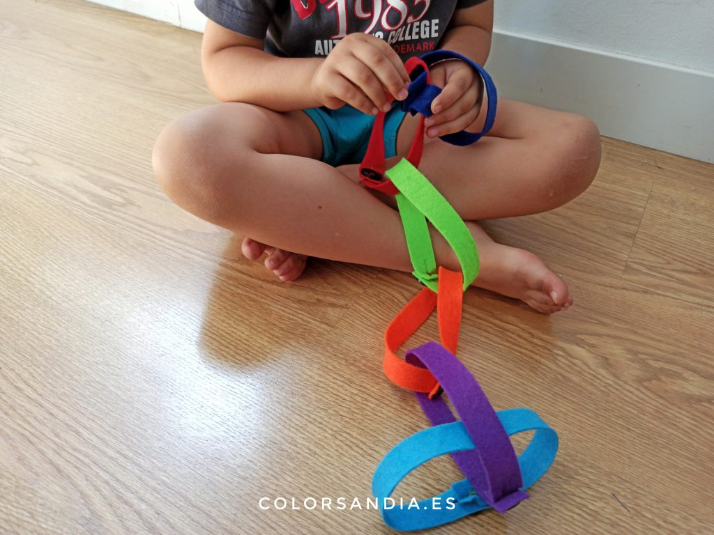 juguetes de tela DIY