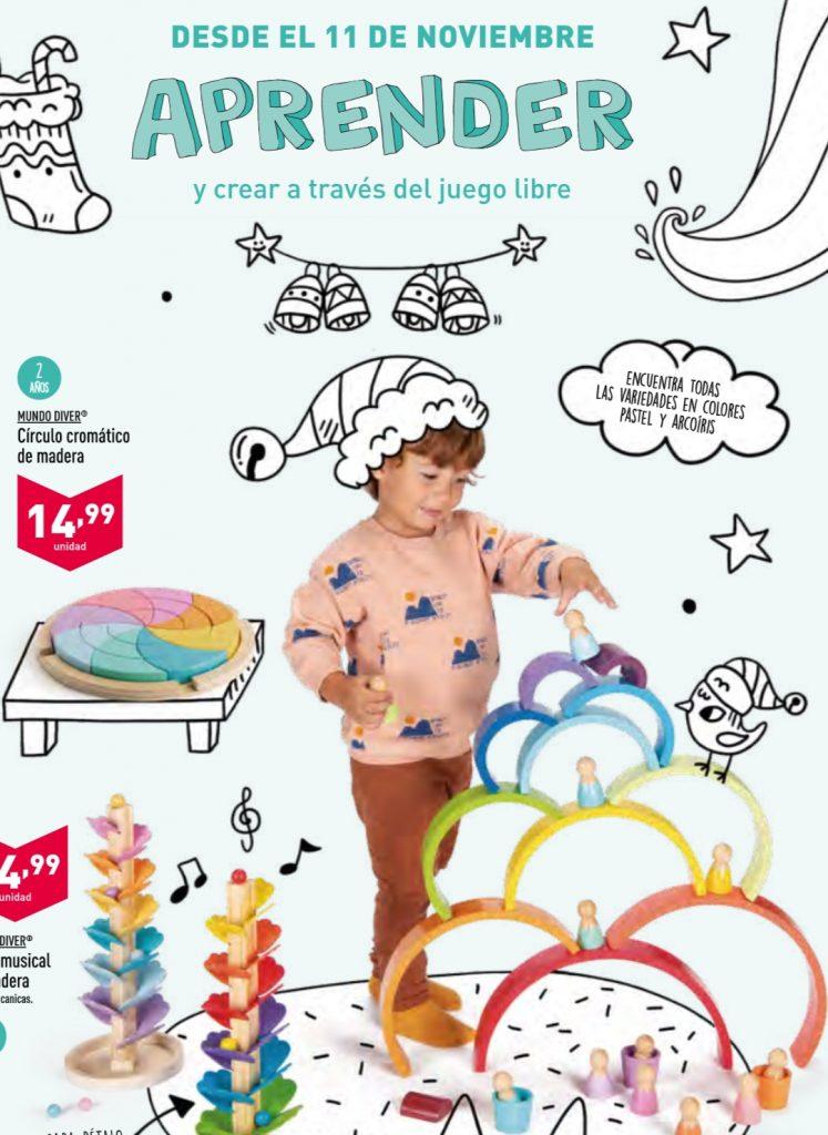 catálogo de aldi juguetes 2020