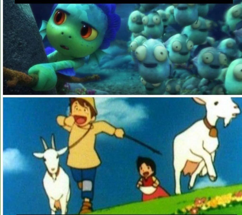 Luca es el Pedro del mar